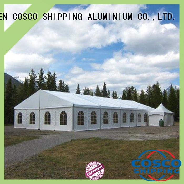 modular event tent type for engineering COSCO
