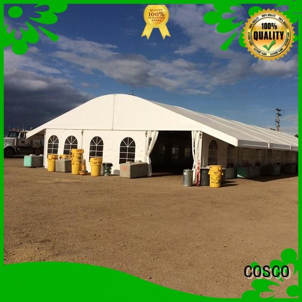 COSCO outdoor aluminum tent factory snow-prevention