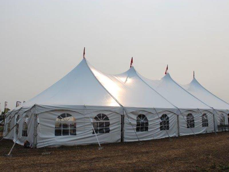 good-package peg and pole tents for sale marquee cold-proof-1