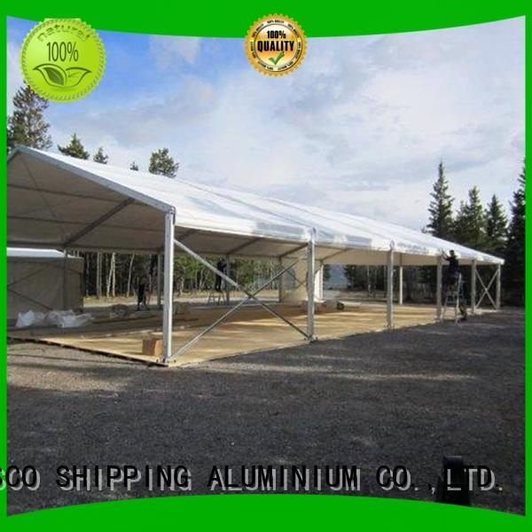 COSCO unique tent structure for camping