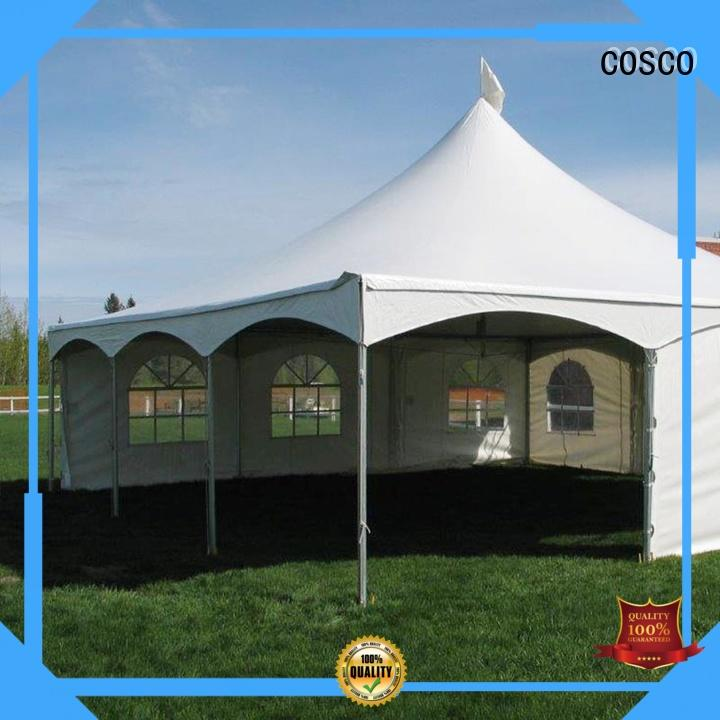 COSCO distinguished party marquee new grassland