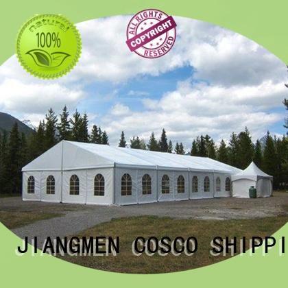 modular aluminium big tent aluminium structure for sale COSCO Brand