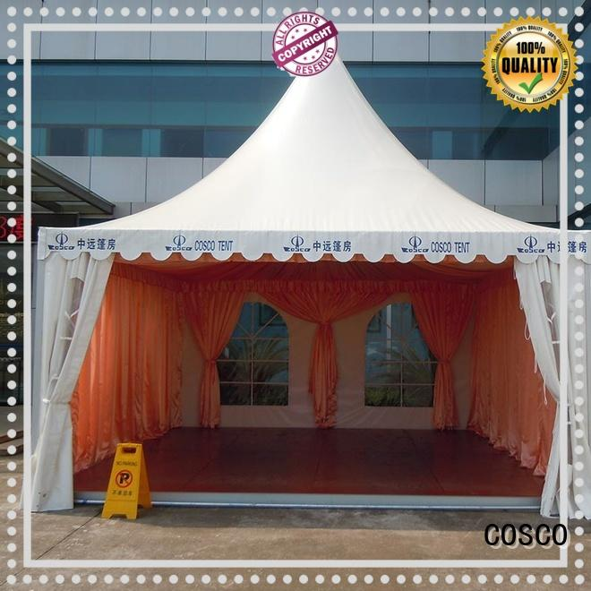 event double decker COSCO Brand canopy events