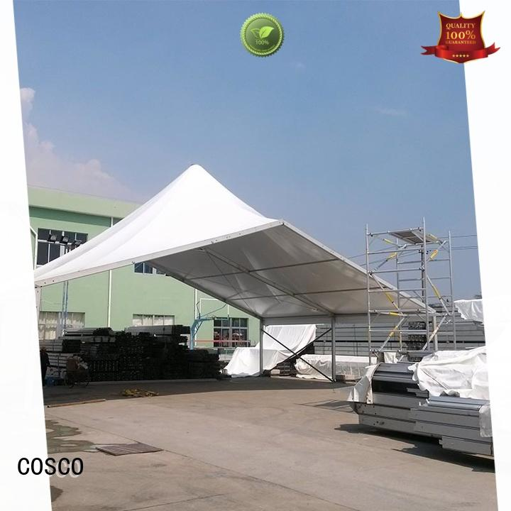 COSCO inexpensive high peak tents for sale mixed