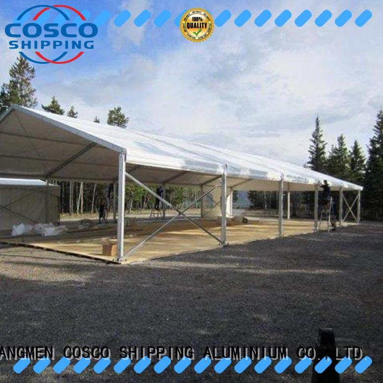 COSCO party party tent cost structure grassland