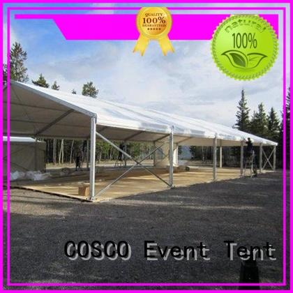 COSCO event tent tentf foradvertising