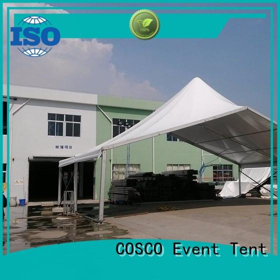 COSCO outdoor canopy tent certifications dustproof