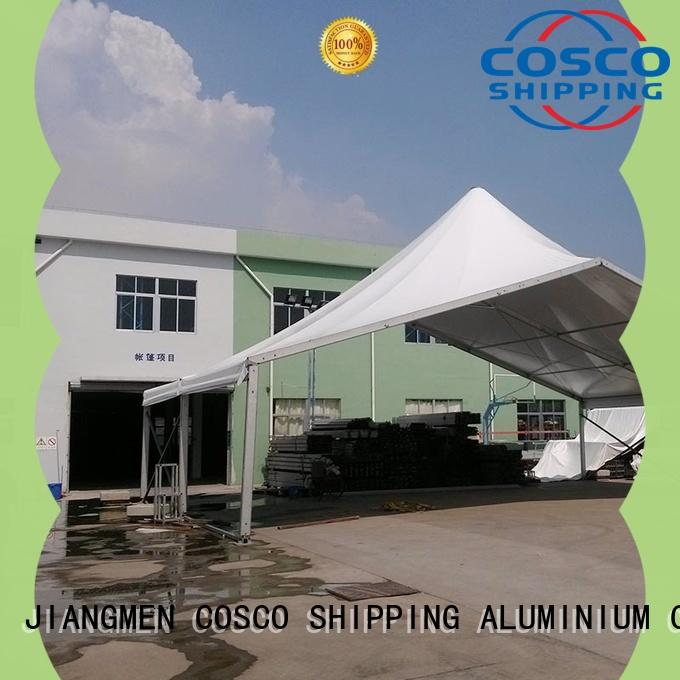 peak high peak tent popular for disaster Relief COSCO