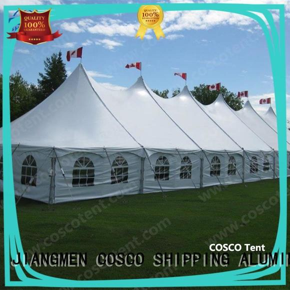 COSCO outdoor peg and pole tents for sale popular for camping