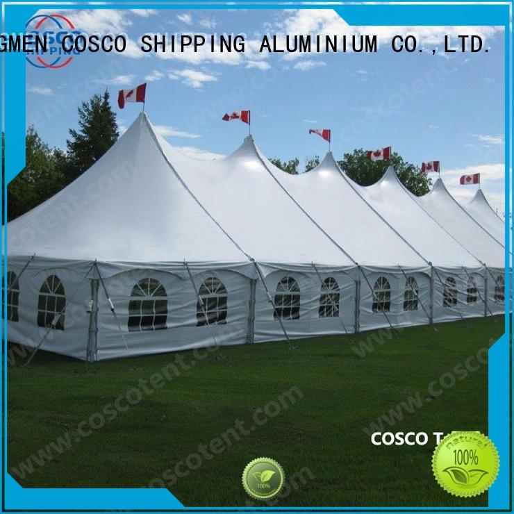 COSCO marquee outdoor party canopy popular rain-proof