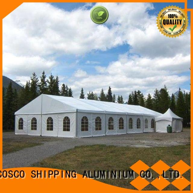 COSCO 5x12m party tent for sale for engineering
