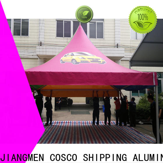 COSCO party gazebo tents for disaster Relief