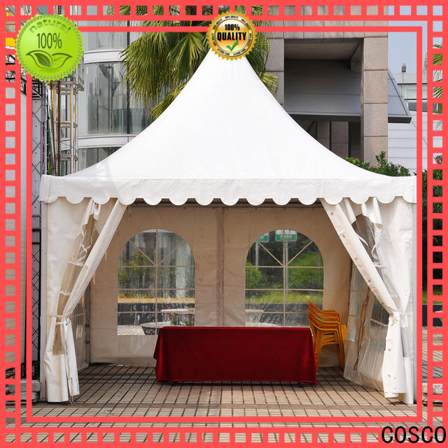 exhibition event tent 5x5m supply pest control