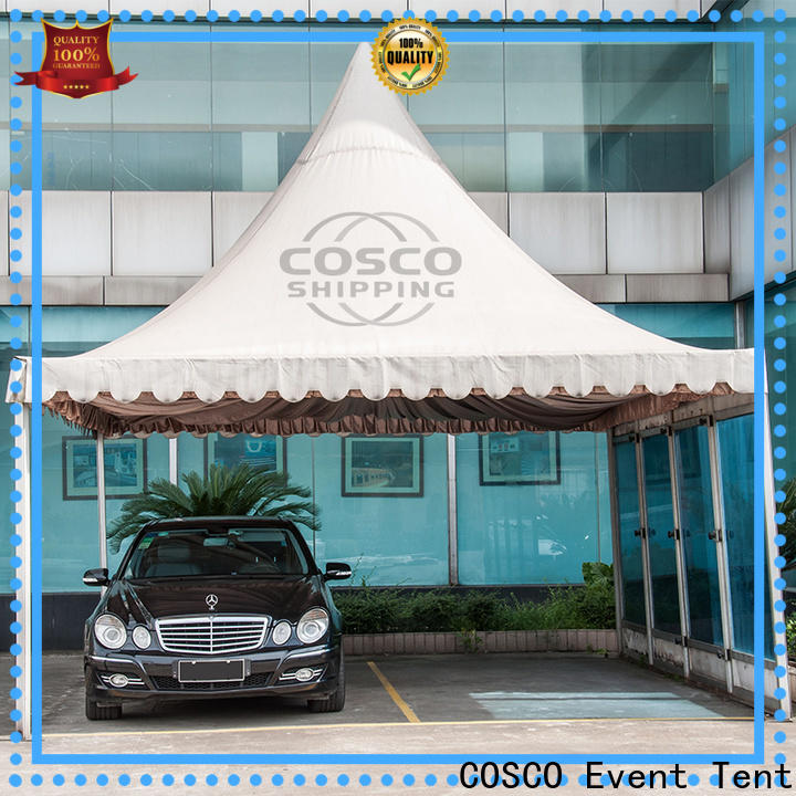 COSCO dome gazebo tents widely-use grassland