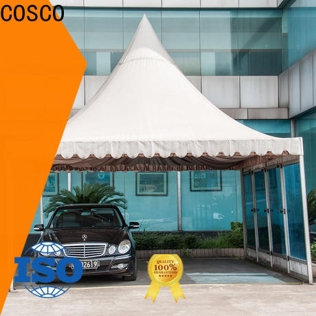 COSCO from party gazebo popular for engineering