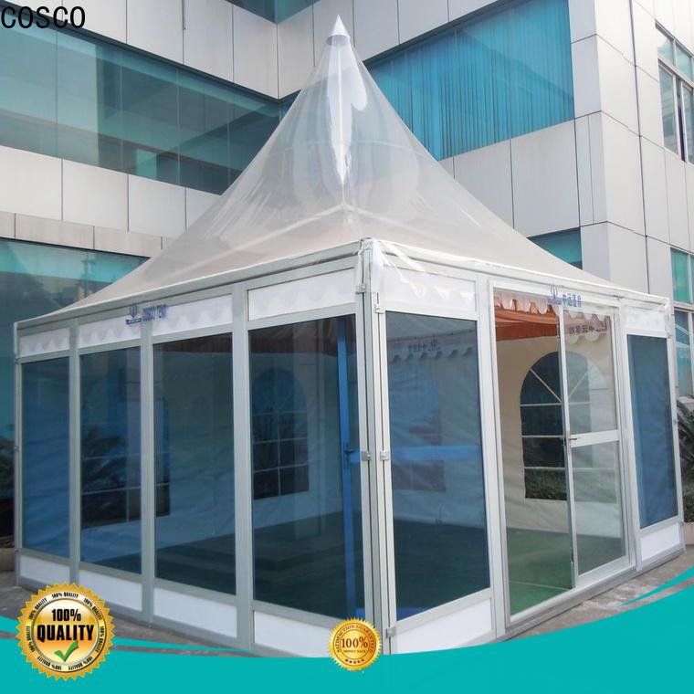 COSCO 5x5m gazebo tents widely-use pest control