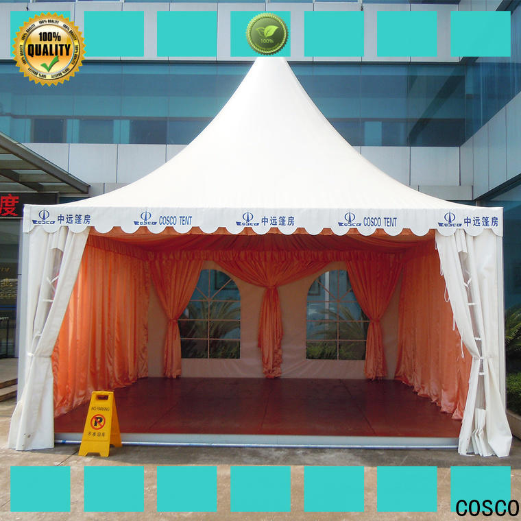 COSCO arcum outdoor gazebo tent effectively snow-prevention