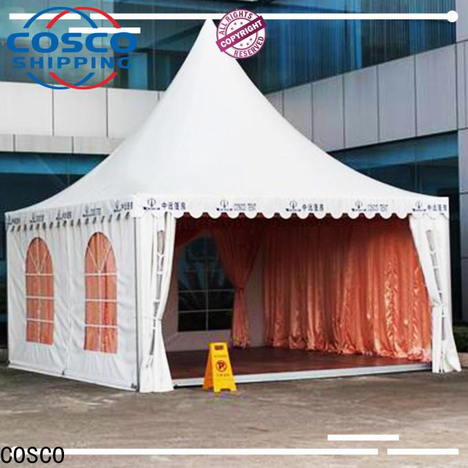 outdoor party gazebo tent supplier dustproof