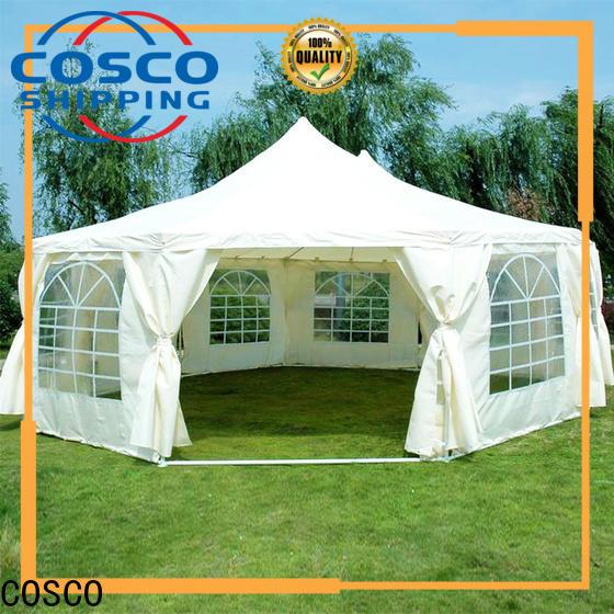 COSCO exhibition portable gazebo in-green pest control