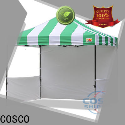 COSCO first-rate pop up gazebo with sides popular dustproof