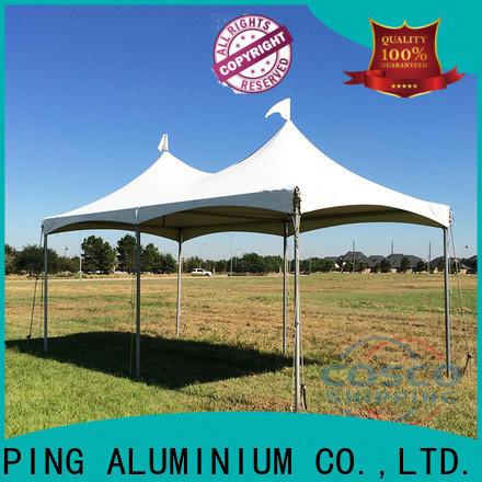 COSCO 5x5m outdoor gazebo vendor dustproof