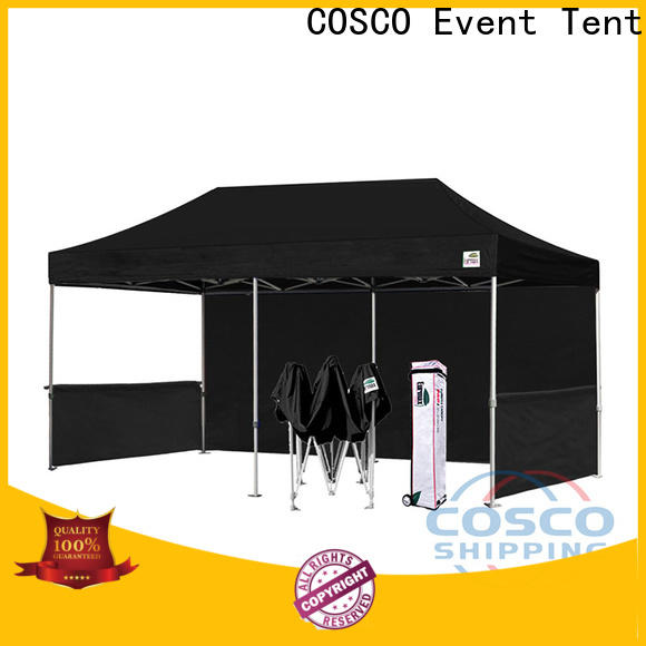 COSCO geodesic gazebo with sides supplier snow-prevention