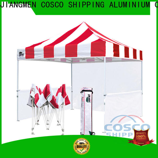 COSCO event white gazebo China snow-prevention