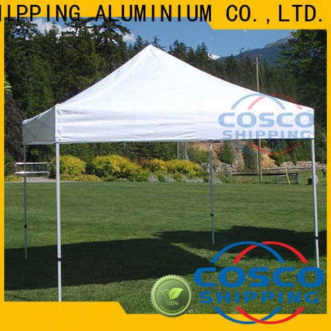 COSCO exhibition 12x12 gazebo anti-mosquito