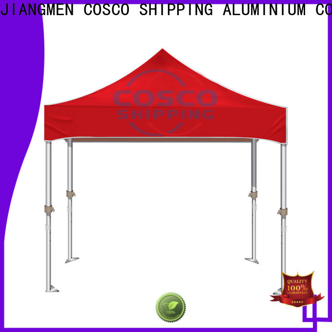 COSCO metal gazebo China snow-prevention