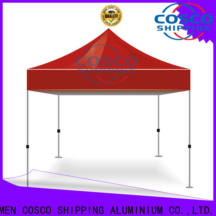 COSCO outdoor white gazebo China rain-proof