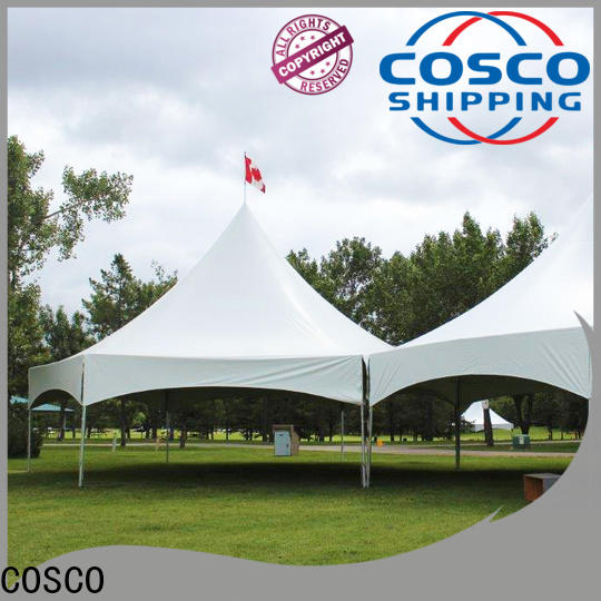 COSCO peak party tent rentals marketing grassland