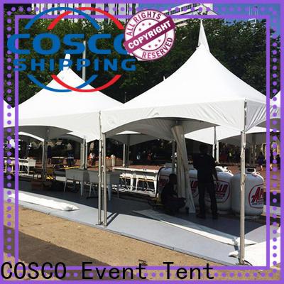 COSCO useful family tents marketing rain-proof