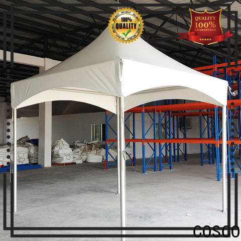 COSCO eximious tent sale popular for wedding