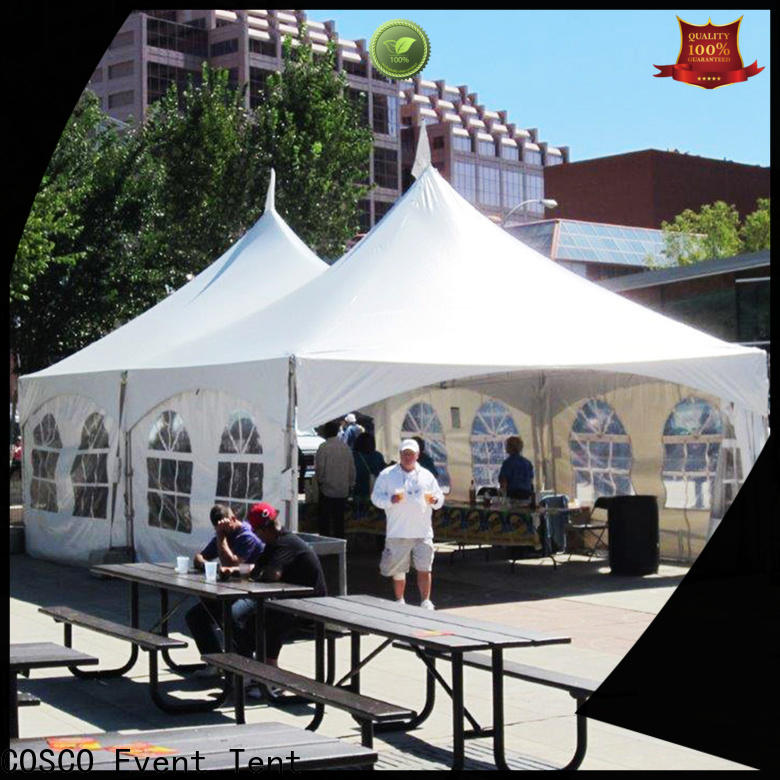 COSCO outdoor tent sale supplier snow-prevention
