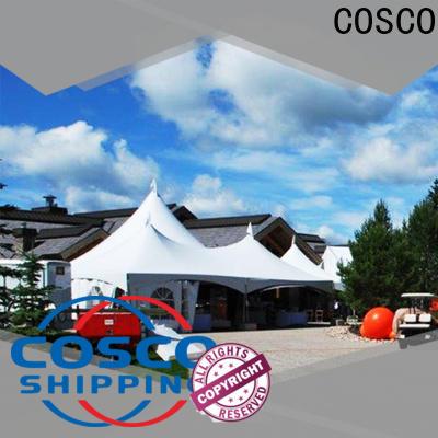 COSCO new frame tent experts rain-proof