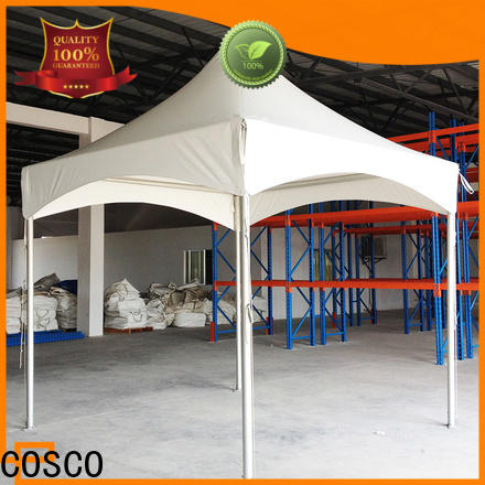 COSCO dome a frame tent supplier cold-proof