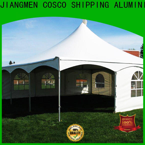 COSCO peak tent sale in-green for wedding