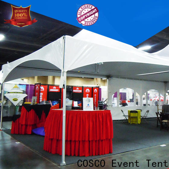 COSCO reliable canopy tents for wedding