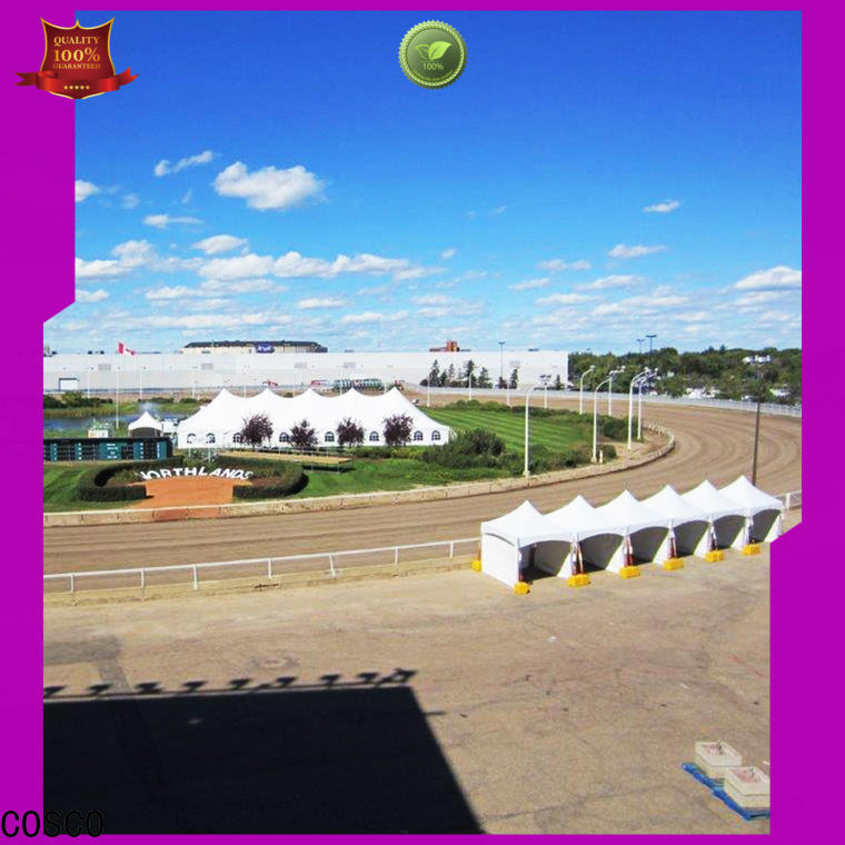 durable tent frame parts dome China snow-prevention