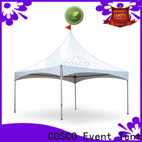 COSCO marquee car tents experts