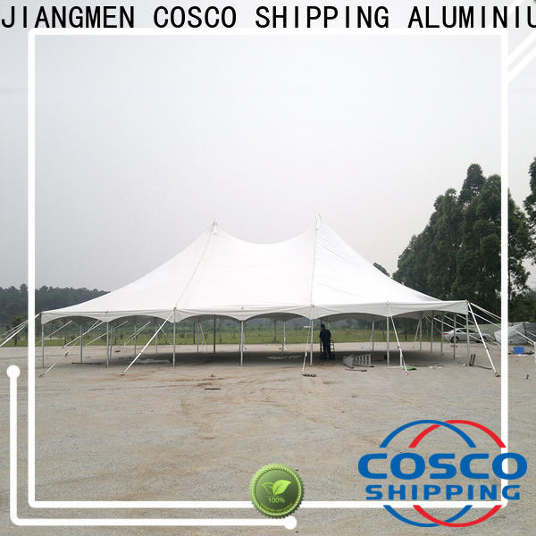 COSCO nice party tent certifications cold-proof