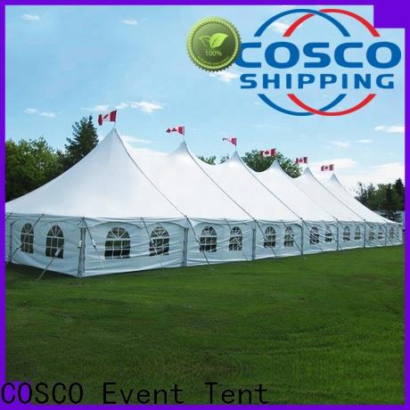 COSCO nice peg and pole tent effectively Sandy land