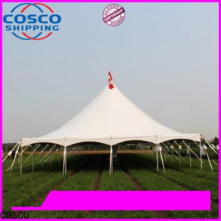 COSCO sale tent sale vendor foradvertising