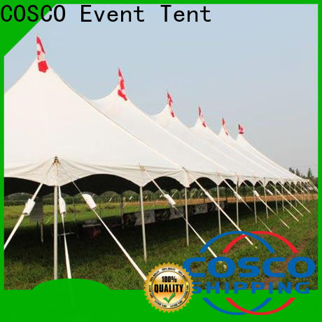COSCO 40x60ft 8 man tent widely-use for holiday