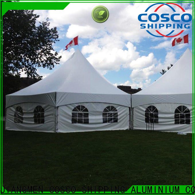 COSCO best pop up tents producer foradvertising