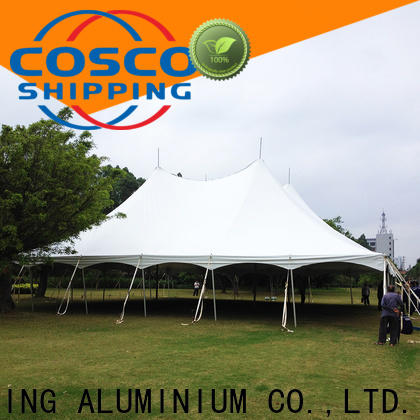 COSCO peg car tents producer Sandy land