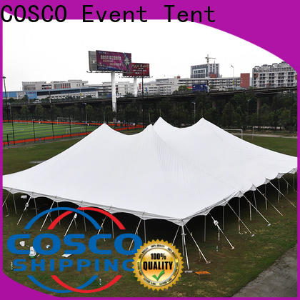newly large tents pole widely-use for disaster Relief