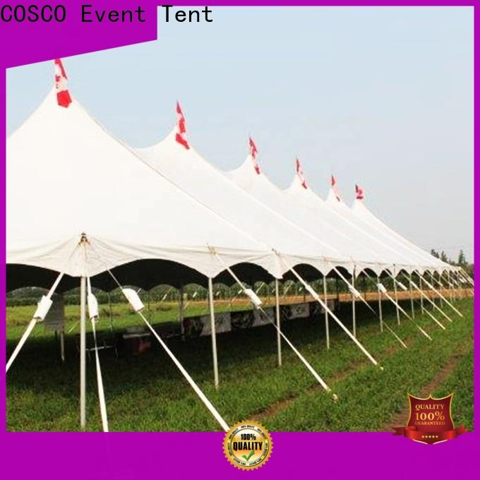 COSCO outdoor lightweight tent China foradvertising