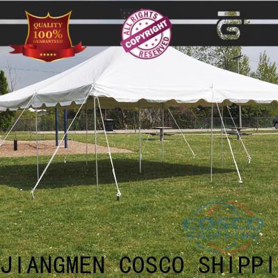 COSCO splendid camping cot China grassland