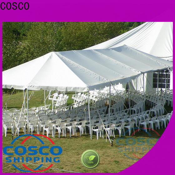 COSCO marquee cheap tents for sale effectively for holiday